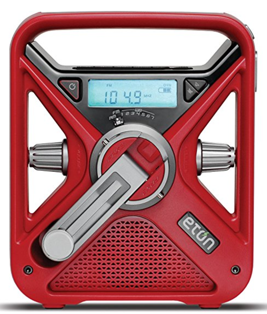 picture of FRx3 radio I have in my survival Kit